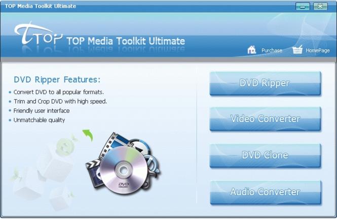 TOP Media Toolkit Ultimate Screenshot