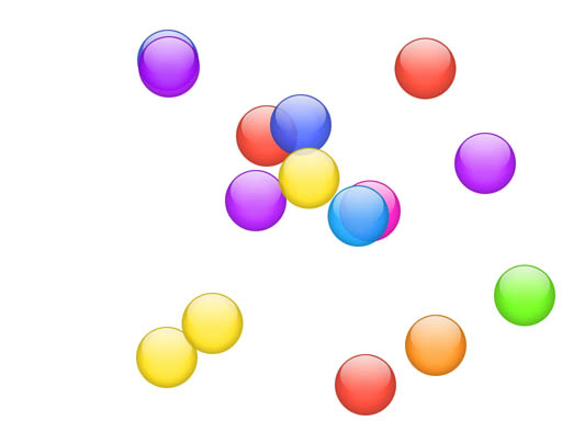 Flying Balls-7 Screenshot 1