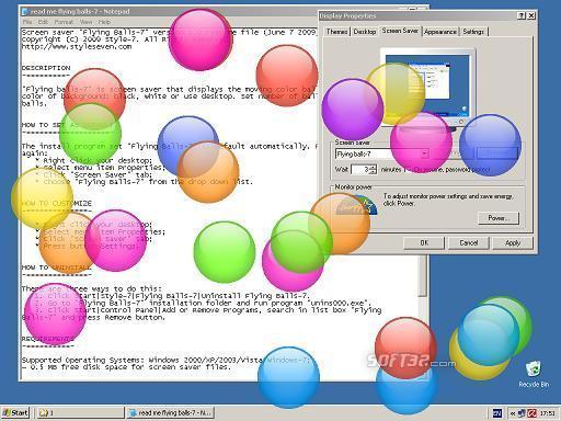 Flying Balls-7 Screenshot 3