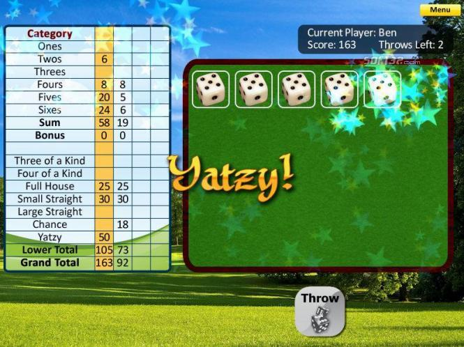 Maxi Dice (Mac) Screenshot 3
