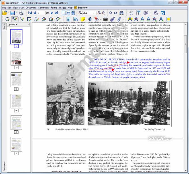 PDF Studio Screenshot 2