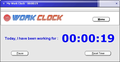 Work Clock 1