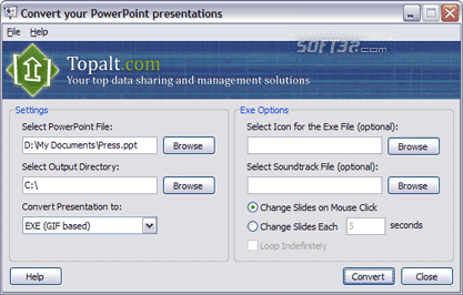 Convert PPT for PowerPoint Screenshot 3