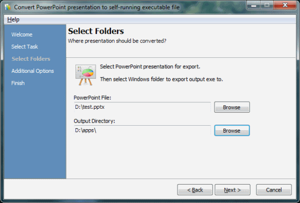 Convert PPT for PowerPoint Screenshot 1