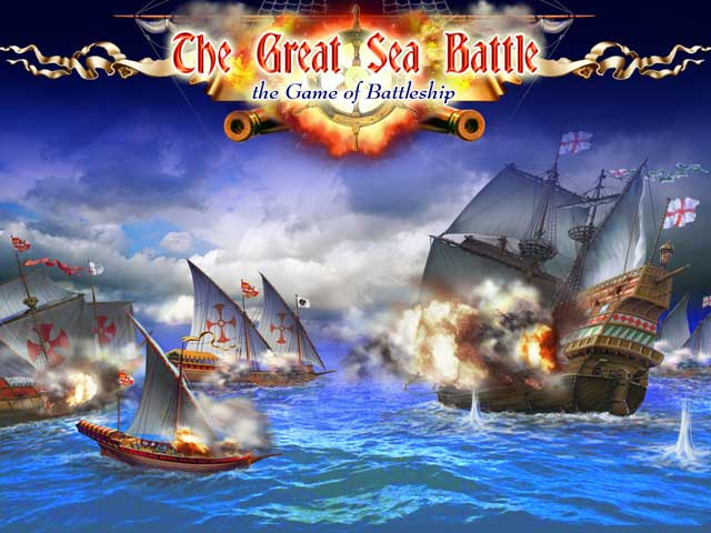 The Great Sea Battle Screenshot 1