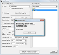 RaceRecover Media Recovery Tool 1