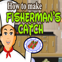Cooking Game- Fisherman's Catch Screenshot