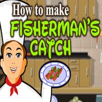 Cooking Game- Fisherman's Catch Screenshot 1