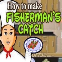 Cooking Game- Fisherman's Catch Screenshot 3
