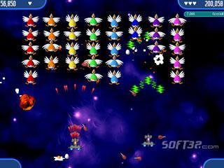 Chicken Invaders 2 Mac Screenshot 3