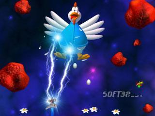 Chicken Invaders 3 Mac Screenshot 3