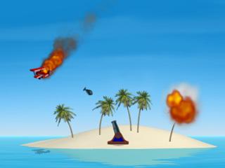 Island Wars 2 Mac Screenshot 1