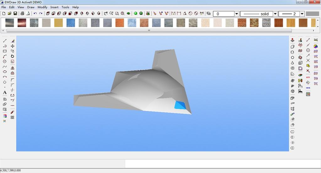 EWDraw CAD Component Screenshot 6