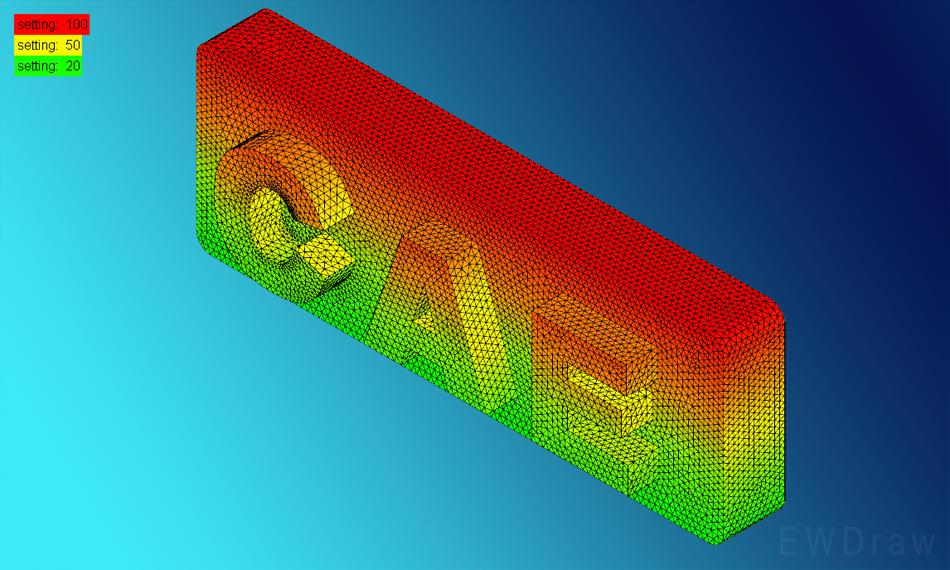 EWDraw CAD Component Screenshot 9