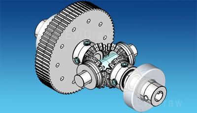 EWDraw CAD Component Screenshot 8