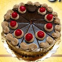 Cooking Game- Bake A Chocolate Cake Screenshot 2