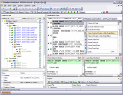 EMS DB Comparer for Oracle Screenshot