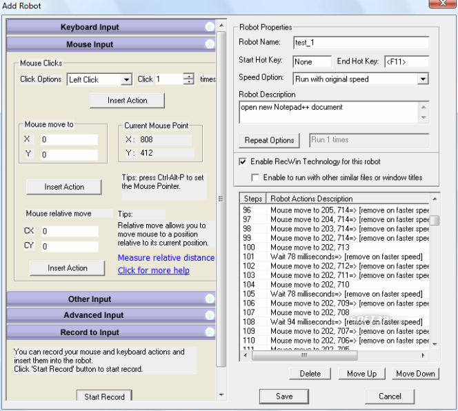 Asoftech Automation Screenshot 3