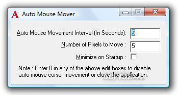Auto Mouse Mover Screenshot 3