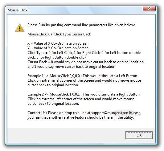 Mouse Click Screenshot 2