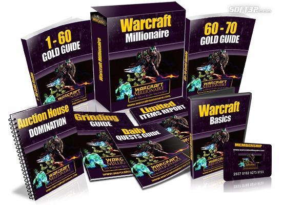 Warcraft Millionaire Screenshot 2