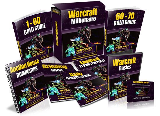 Warcraft Millionaire Screenshot