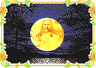 Real face of Jesus in the Fullmoon Screenshot