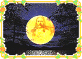 Real face of Jesus in the Fullmoon 1