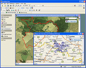 Dr. Regener LandMap Vivo Screenshot 1
