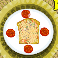 Cooking Game- Cook Bread Pizza Screenshot 1