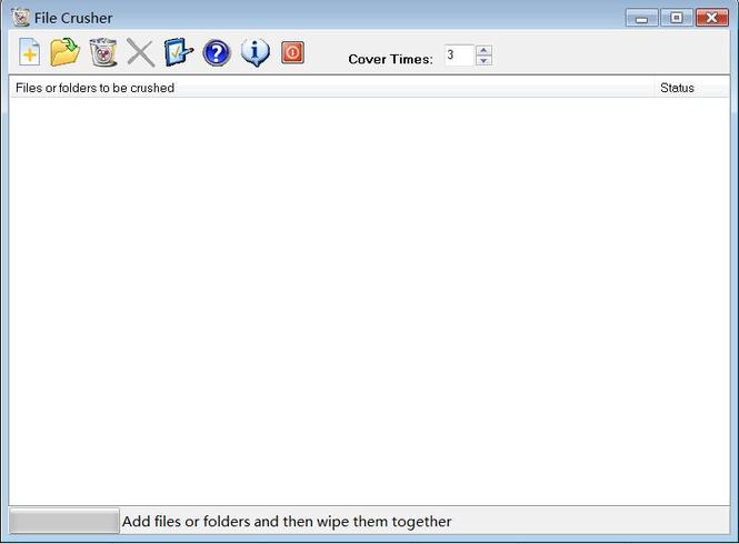 File Crusher Screenshot 1