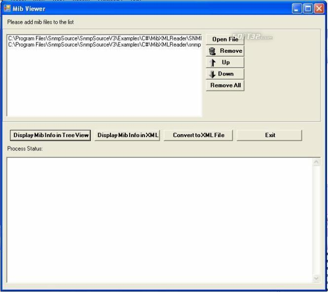Snmp .net component Screenshot 2