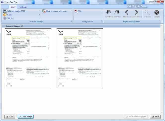 ScanTo Screenshot 2