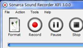 Sonarca Sound Recorder XiFi 1