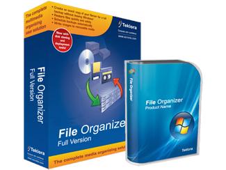 Ridorium File Organizer Screenshot