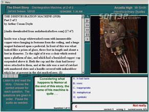 The Interactive Reading Lab Software for the Classroom Screenshot 2