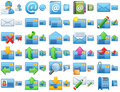 Small Email Icons 1