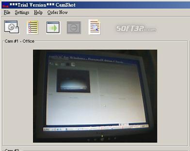 CamShot Monitoring Software Screenshot 3