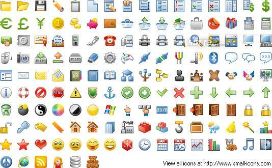 24x24 Free Pixel Icons Screenshot 2