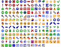 24x24 Free Button Icons 3