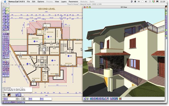 Domus.Cad Mac Screenshot 3