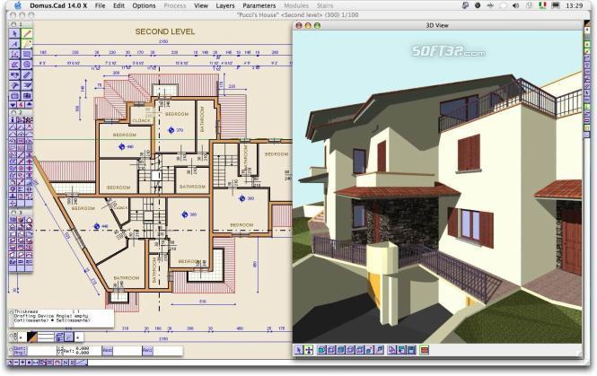 Domus.Cad Mac Screenshot 2