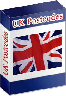 UK Postcodes Screenshot