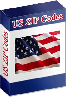 US Zip Codes Screenshot 1