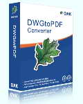 Oakdoc DWG to PDF Converter Screenshot