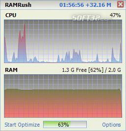 RAMRush Portable Screenshot 3
