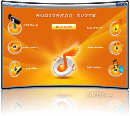 AudioRedo Suite Screenshot 1