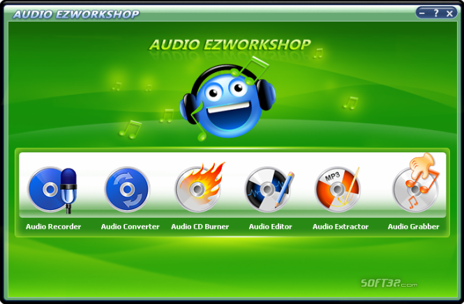 Audio EZWorkshop Screenshot