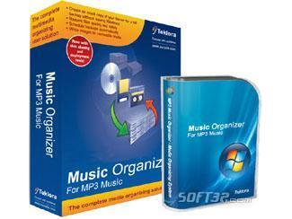 Gold MP3 Organizer Screenshot 2