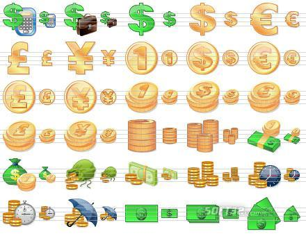 Accounting Development Icons Screenshot 2